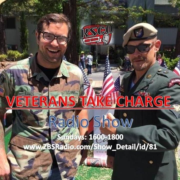 Veterans Radio Show Appearance
